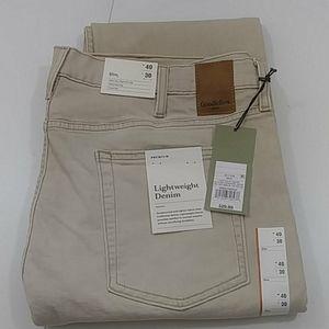 Goodfellow & Co Men's Slim Fit Total Flex Jeans